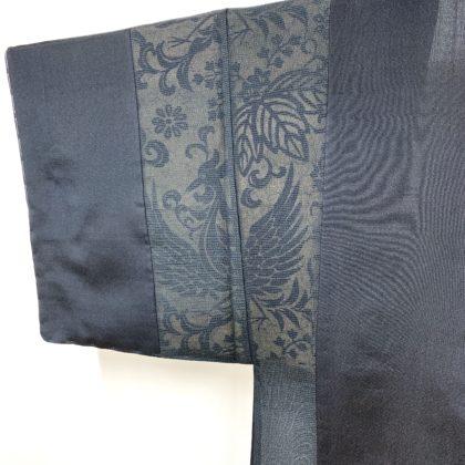 男性用単衣羽織 透ける羽織