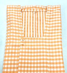 都衿の雨コート 振袖用