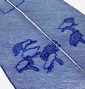 総絞りの羽織