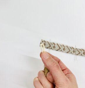 羽織の共紐