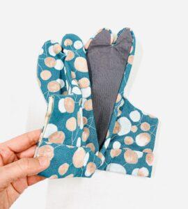 オリジナルの足袋