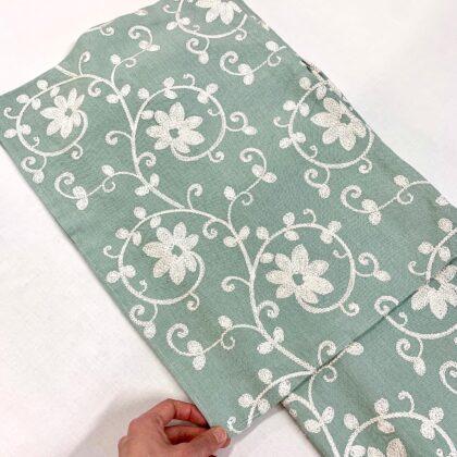 イギリス製カーテン生地の着物