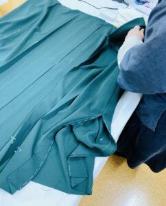 女袴のお仕立て